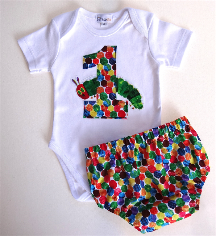 Very Hungry Caterpillar Baby Clothes Australia