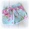 Sassy Shorts by Twinkle Star (Aqua Rosey) ~ Pink, Aqua, pretty, floral, roses