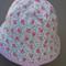 Pink Roses Sunhat