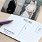 Thank You Postcard - Customised photo print to follow your wedding stationery