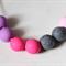 Ali Handmade Polymer Clay Necklace