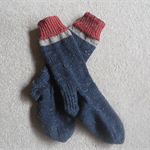 Men's Hand Knitted Socks