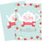 Printable birthday/kitchen tea/bridal shower Invitation - Shabby Chic