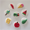 Hungry Caterpillar Edible Cupcake Toppers