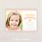 Photo Birthday Invitations. Pretty Lace & Sunshine. I Customize, You Print.
