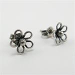 Flower studs:
