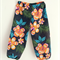 Sizes 2 and 4 Orange Hibiscus Lounge Pants