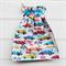 Library Bag Drawstring - Vroom Racing Cars - LIB091 - Boy - Kindy, Books, Sheets