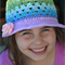 Crochet Rainbow Hat for kids
