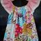 Anna Maria peasant dress Sz 3/4