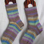 Striped socks - #3