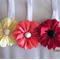 Flower headband Toddler to adult