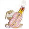 Baby Girls Guitar Nappy Cake - Baby Shower Gift For New Parents