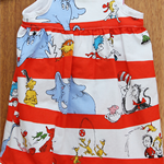 Baby Dress with Ruffled Nappy Cover. Size 18-24 months