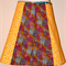 Daisies and floral A line skirt