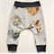 Unisex Kitty Cat Harem Pants