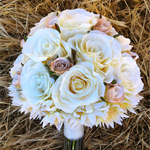Toffee Fingers Brides Bouquet