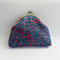 Peacock Feathered Purse - Free Postage