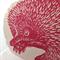 Decorative echidna cushion // childs cushion // echidna cushion // animal softie