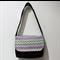 Girls Chevron Zaaberry Messenger Bags