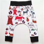 Nordic Harem Pants