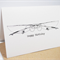 Happy Birthday Card - Male - Tangled Fishing Lines - HBM047