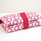 Nappy Wallet -  Retro Print in Magenta