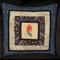 Sturt's Desert Pea cushion cover - 'Yalke'
