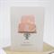 Engagement Card - 2 Tier Cake Pink - ENG008 Handmade Congratulations