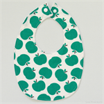 BUY 3 GET 4th FREE Green Apple Bib