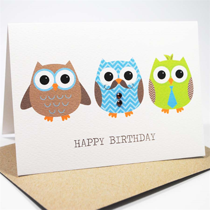 Happy Birthday Card For a Man Happy Birthday Card Male 3