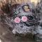 Polymer Clay Sprial Post/Stud Earrings