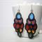 Rainbow 'Rosella' Chandelier Earrings