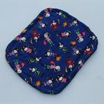 Pirate print waterproof liner for pram/stroller or car seat