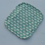 Simple Elephants print waterproof liner for pram/stroller or car seat