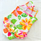 Sizes 0-4 Girls Floral Bright Ruffle Swimmers