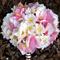 Pink Cherry Blossom Brides Bouquet