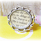 Mr Darcy Cocktail Ring. Pride and Prejudice Jane Austen. Upcycled Literature