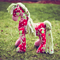 Vintage Inspired Button Jointed Horse Pony PDF Pattern