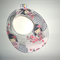 DRIBBLE BIB - Buy 3 get the 4th one FREE - Cherry blossom doll grey - Sweet