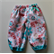LAST ONE..Girl Harem Pants - Twice as Nice Floral Pink Size 1