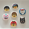 Lego Movie Edible Cupcake Toppers