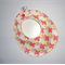DRIBBLE BIB - Buy 3 get the 4th one FREE - Citrus crosses cute bright colours