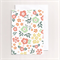 Greeting Card - Eden floral design