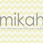 Grow With Me...Add text to my piece of Mikah Jewellery