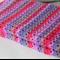 The Ebony Crochet Baby in all Shads of Purple