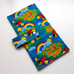 Nappy Wallet - Buzzy Bee & Rainbow. FREE POSTAGE