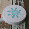 Embossed Snowflake Gift Tags Parties, Weddings, Christmas