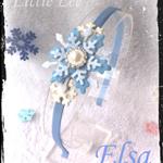 'Elsa' inspired Headband