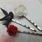 Vintage Style Hair Clips-3 hair clips